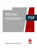 06 GENEX Nastar WCDMA Operation