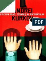 Kurkov, Andrei _ Prieten Drag, Tovaras Al Raposatului