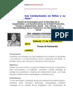 Presentacion Programa Trastornos Conductuales Linares
