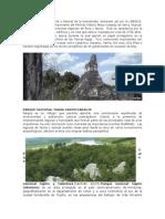 Areas Protegidas y Especies en Peligro de Extinción