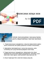 Presentasi Pembuatan Rencana Kerja