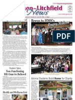 Hudson~Litchfield News 4-24-2009