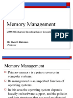Lecture 3 Memory Management