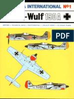 Aerodata International 01 - Fw-190A