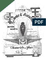 Le Savoir d'Astaroth by S.U.Zanne