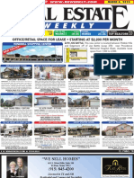 Real Estate Weekly - March 4, 2010