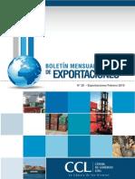 EXPORTACIONES 2015