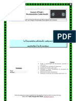 Documentation Audiovisuelle