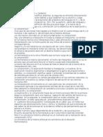 Comentarios a Ricoeur y Gadamer