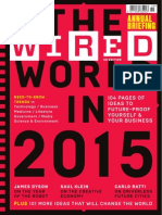 Wired World Prediction by Jimena Canales