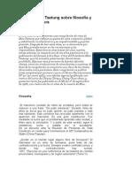 Citas de Mao Tsetung Sobre Filosofía y Superestructura