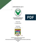 potofolio Appendisitis