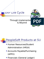 Presentation 1 ERP Life Cycle Cindy Hoalcraft Andy Clark