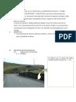 1er Informe de Camios II