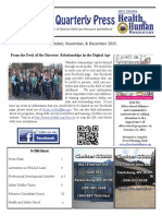 Choices Fall 2015 Newsletter