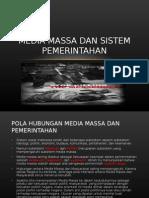 Media Massa Dan Sistem Pemerintahan