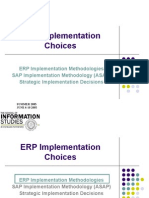 Presentation_1 ERP Implementation Choices