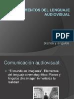 Elementos Del Lenguaje Audiovisual Planos y Angulos
