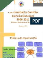 2.- GENERALIDADES CIENCIAS 2011.ppt