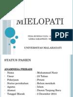 Mielopati PPT