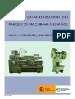 Caracterizacion parque maquinaria