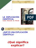 Las Explicaciones Científicas