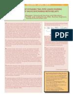EvaluationofDynamicTailPipeLoadsDuringReliefValveDischargeWithRELAP5