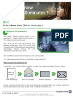 What to Know About IPv6 in 10 Minutes
