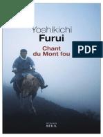 Chant Du Mont Fou