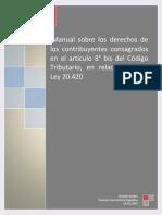 Manual Derechos Contrib u Yente