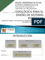 Guia Metodologica Para El Diseño de Sistemas Roboticos