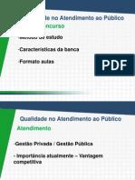 Qualidade No Atendimento Ao Publico Mp Pr 2013 Aprova Premium (1)