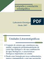 2.8 Litoestratigrafia y Correlacion