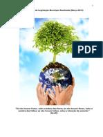 Coletãnea Legislação Ambiental Municipal Atualizada PDF