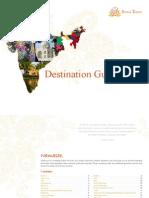 destination guide india