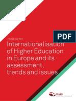 Internationalisation of Higher Education in Europe DEF December 2010