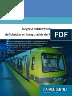 Informe 2012 Grupo Roggio