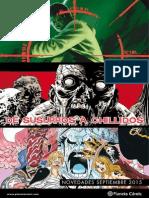Novedades Planeta Comic SEPTIEMBRE 2015