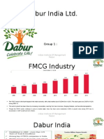Dabur India Ltd