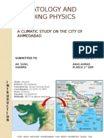 Climate of Ahmedabad