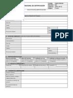 ONC-For-001 Solicitud Certificación Rev 4[1](1)