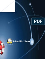 Scientific Linux Virtual Box