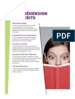 Delf A1 - Comprehention Ecrite