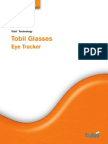 Tobii Glasses Product Description