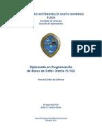 Diplomado en Programacion de Bases de Datos Oracle PL SQL