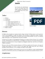 Gliptoteca de Múnich - Wikipedia, La Enciclopedia Libre