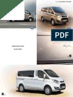 Catalogo Nuevo Ford Tourneo Custom.pdf