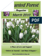 March 2010 Enchanted Forest magazine