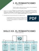 Siglo Xix Romanticismo Examen