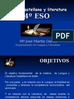 Lg-lengua y Literatura 4º Eso